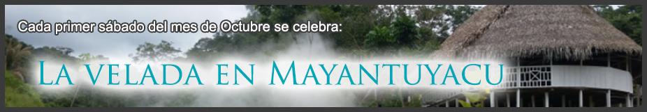 Velada Mayantuyacu